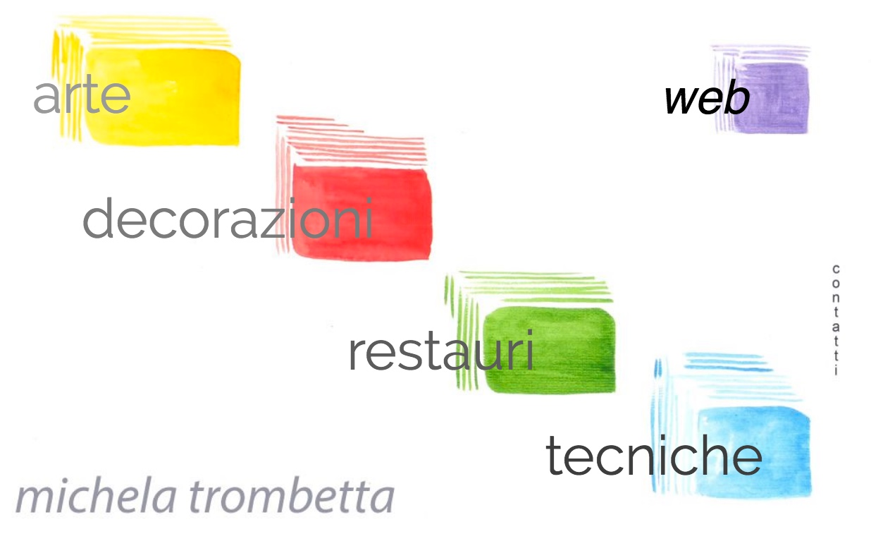 michela trombetta - decorazioni, arte, webdesign